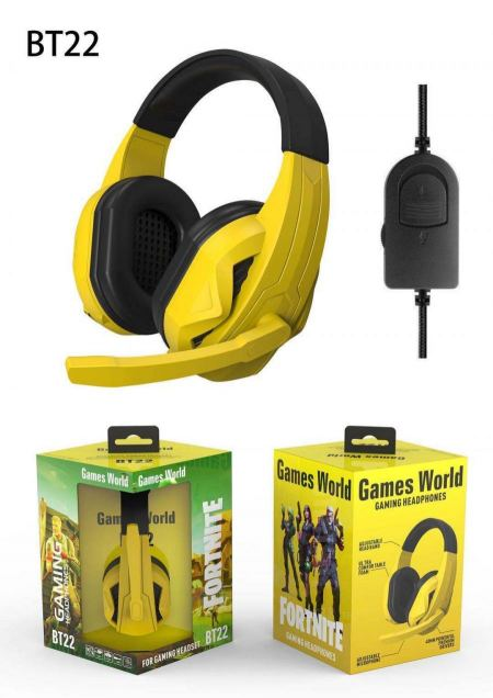 Game World Headset