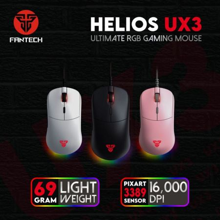 Fantech Gaming Mouse UX3