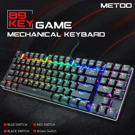JEDEL Gaming KL89 Mechanical